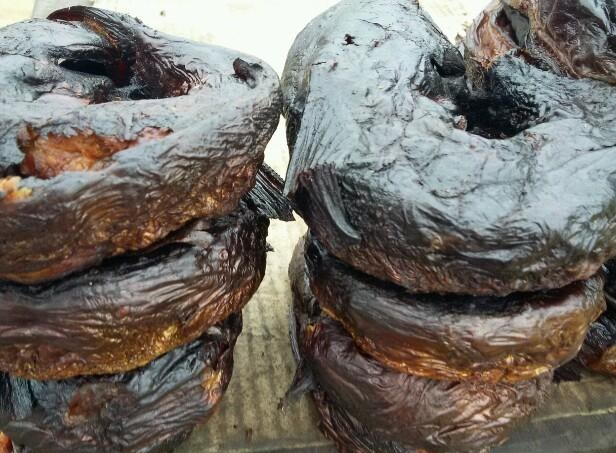 DRIED WHOLE STOCK FISH!!