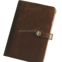New PU Leather Cover Blank Mini