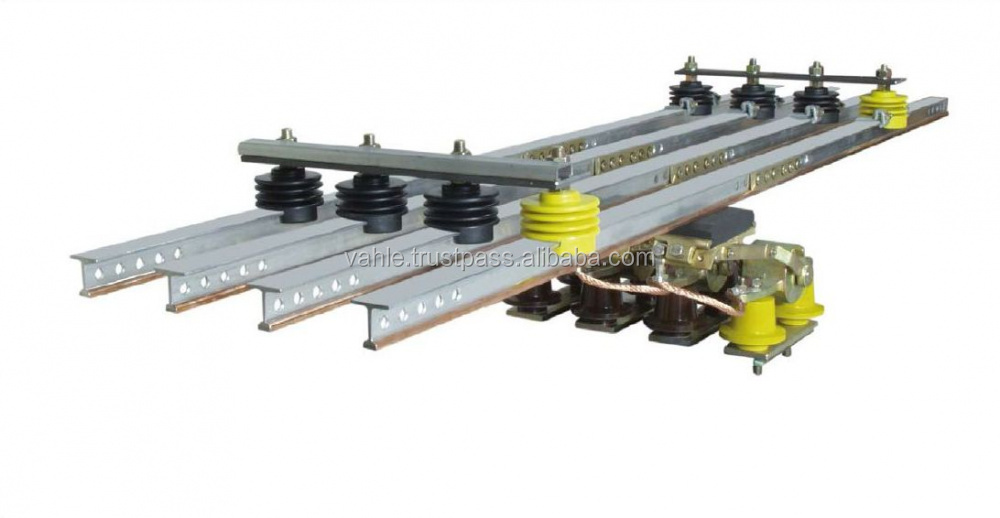 Open Conductor System for high voltage and rough operation
