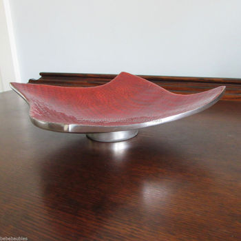 Aluminum Serving Tray With Enamel | Aluminium Enamel Fruit Tray Bowl tablware
