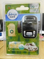 Febreze 7ml Car3 Starter Kit Winter Garden