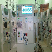 Dialysis Machine For Human Blood Purification