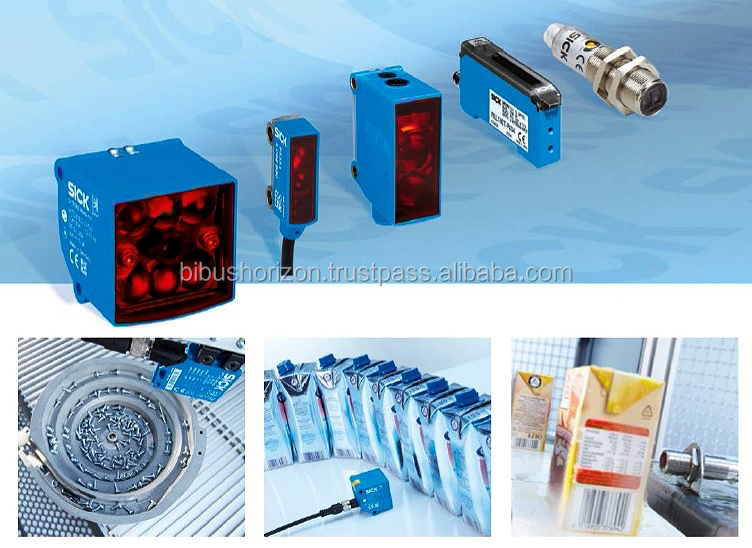photoelectric sensors for industrial automation