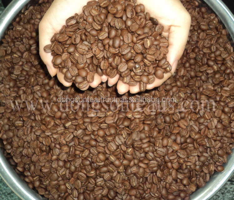100% pure, freshly roasted coffees from Vietnam.
