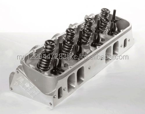 BBC 325cc Rectangle Port Cylinder Heads CNC Chevy Big Block 540 2101-1