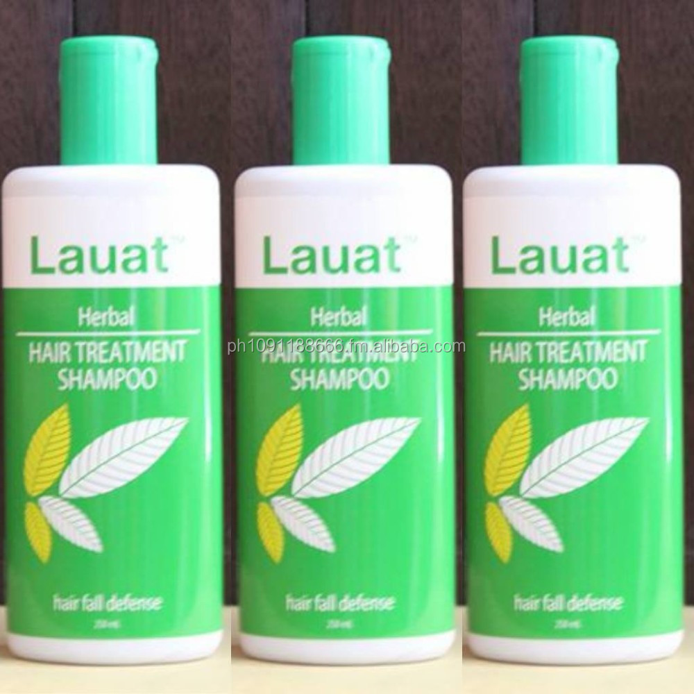 LAUAT HAIR TREATMENT ANTI-HAIRFALL SHAMPOO 3 250ML BOTTLES
