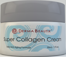 ANTI WRINKLE / ANTI AGING - SUPER COLLAGEN CREAM for Face