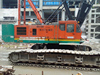 used crawler crane used lattic boom crane used Hitachi KH700-2 150T crawler crane in china