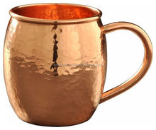 high quality manufacturer moscow mule copper mug