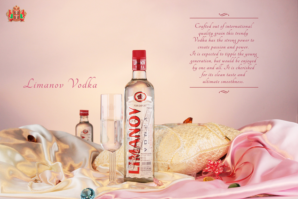 Limanov Vodka