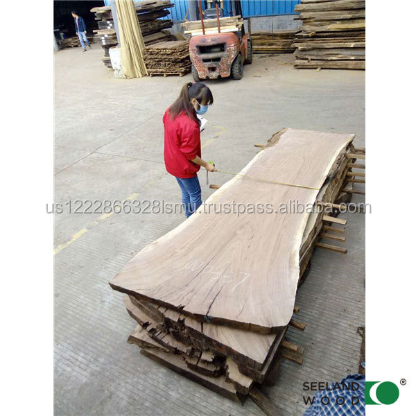 American Walnut Slab for Furniture