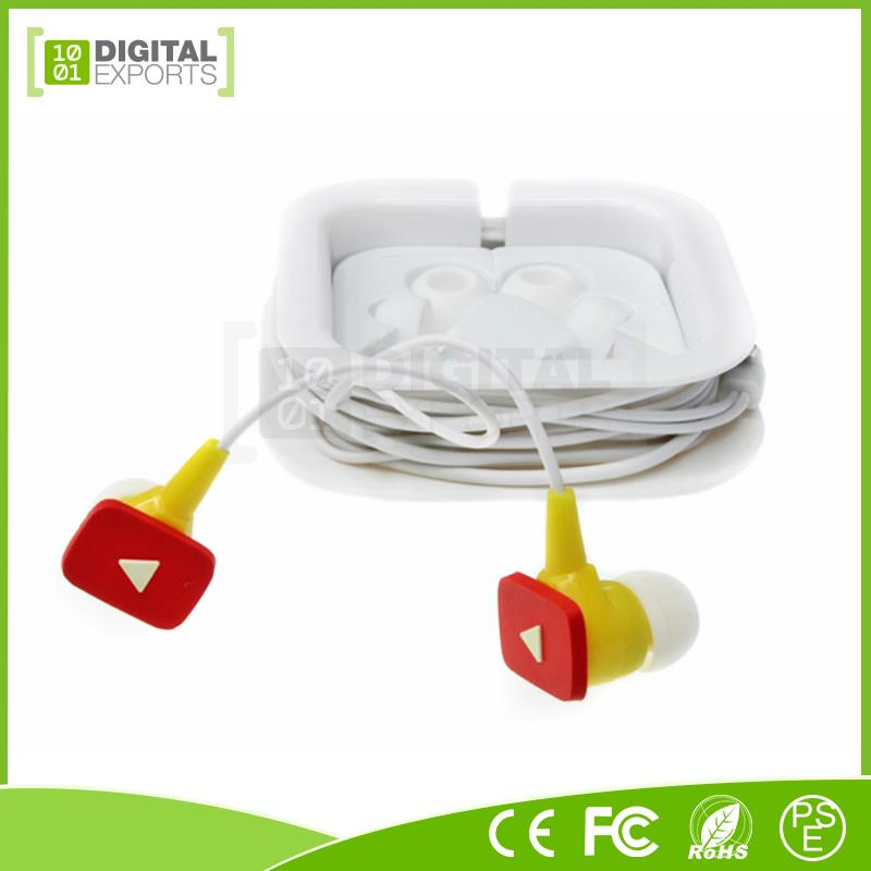 light up earphone, mfi earphone adapter, rohs earphones headphones