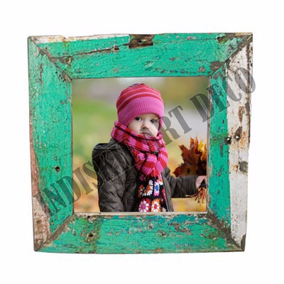 Old Wood Photo Frame