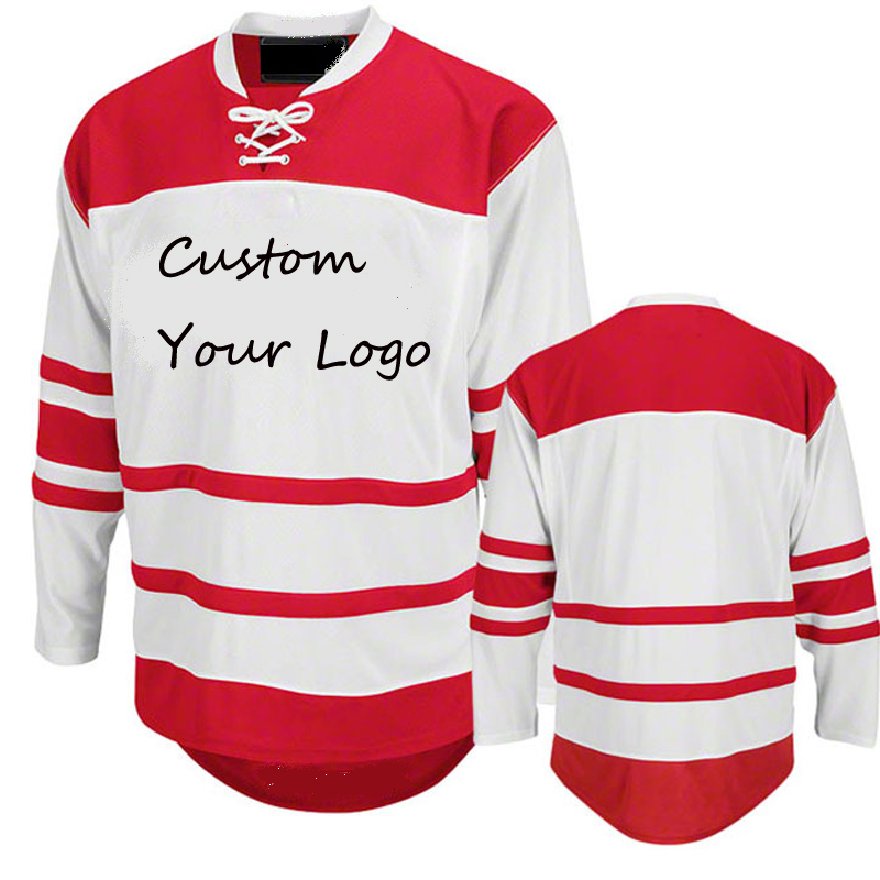 Cheap Wholesale Blank Hockey Jerseys & Custom Made ice Hockey jerseys