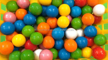 ball shape colorfull bubble gum manufacturer/bubble gum with filling