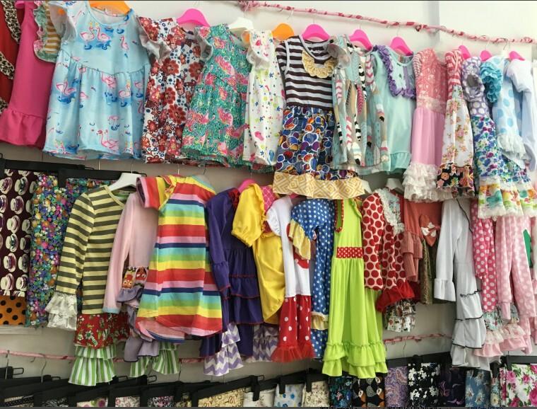 Оптовые Продажи Детской Одежды