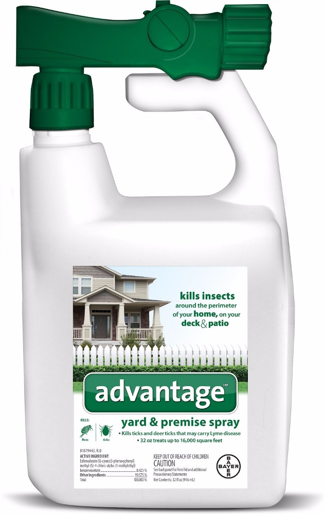 Quality Bayer Advantage II Yard & Premise Spray, 32-oz hose-end spray