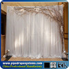 newly design canopy/backdrop drapery/pipe and drape for wedding