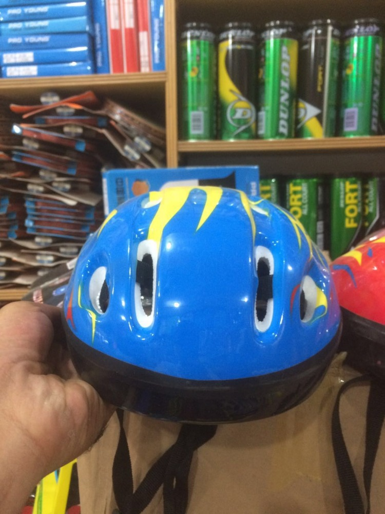 customized brand new blue color cycling helmet