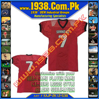 American Football Uniform Sublimation American Jersey Cheep American Football Player