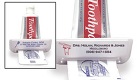 Push'n Save Toothpaste Tube Squeezer - comes with your logo