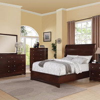 Light Cherry Bedroom Furniture W Birch