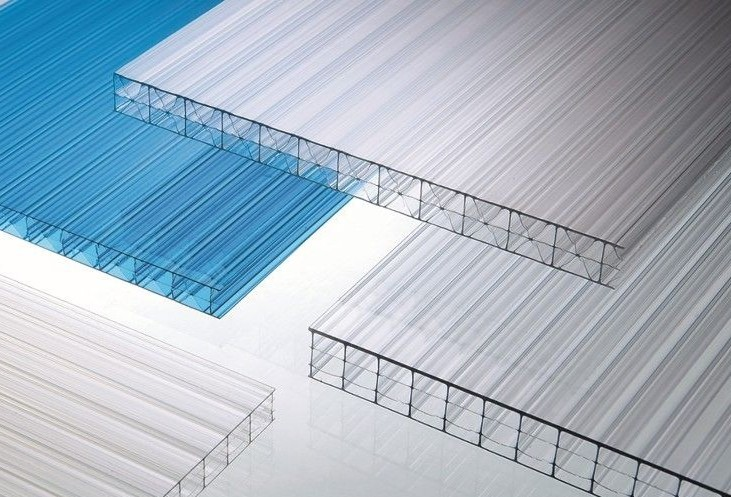 JIASIDA Polycarbonate Multi-wall Hollow Sheets