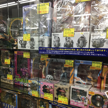 Wide selection of genuine secondhand Japanese anime and OnePiece figure
