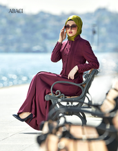 2016 New Fashion Muslim Women Trendy Sleeve Summer Slip Top Coat European Turkish Turkey Clothing