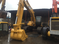 Used CAT 320C excavator / Caterpillar 320 325 330 325B 330B crawler excavator