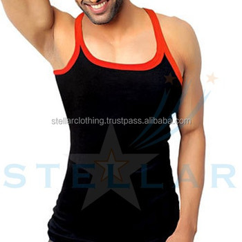 Wholesale Cotton Custom Mens Vest