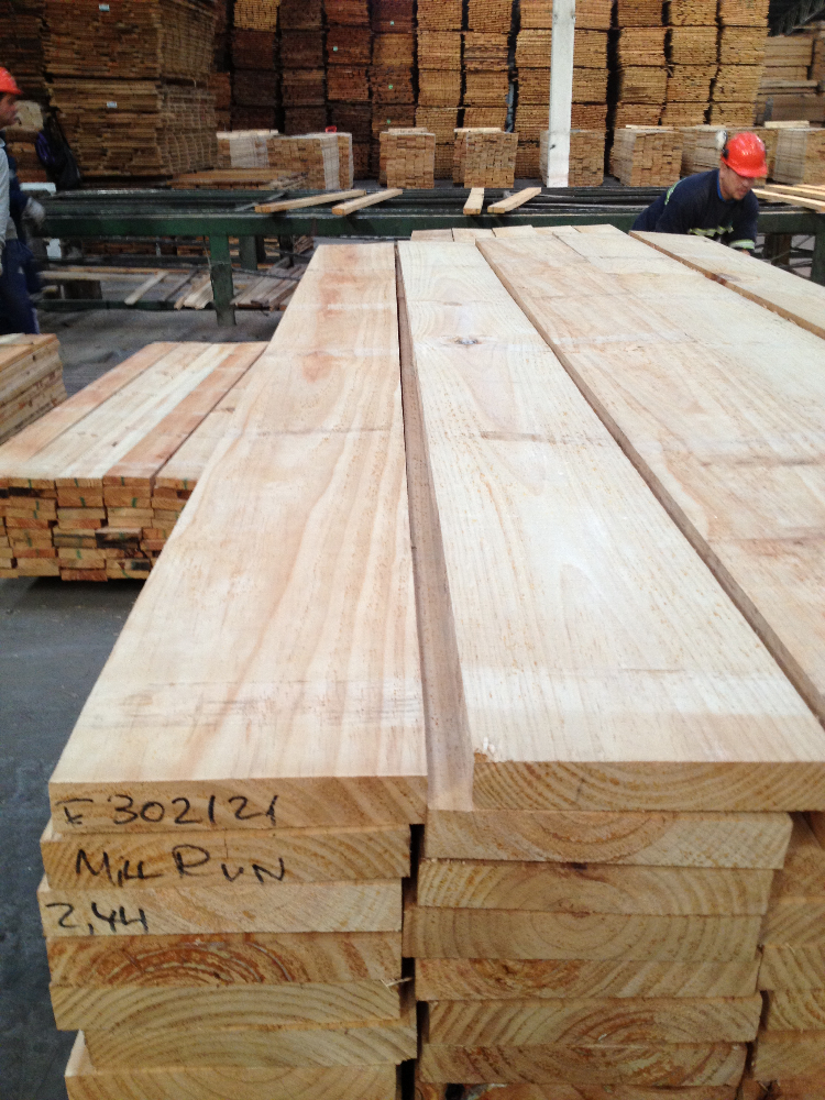 PINE LUMBER FROM CHILE