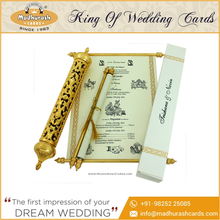 Imported Metallic Card Envelope Invitation Card
