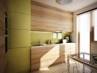 3D interior design