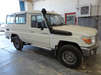 B/NEW CAR - TOYOTA LAND CRUISER 70-SERIES (LHD 820350)