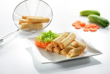 IQF Vegetable pastry halal popular Spring Roll