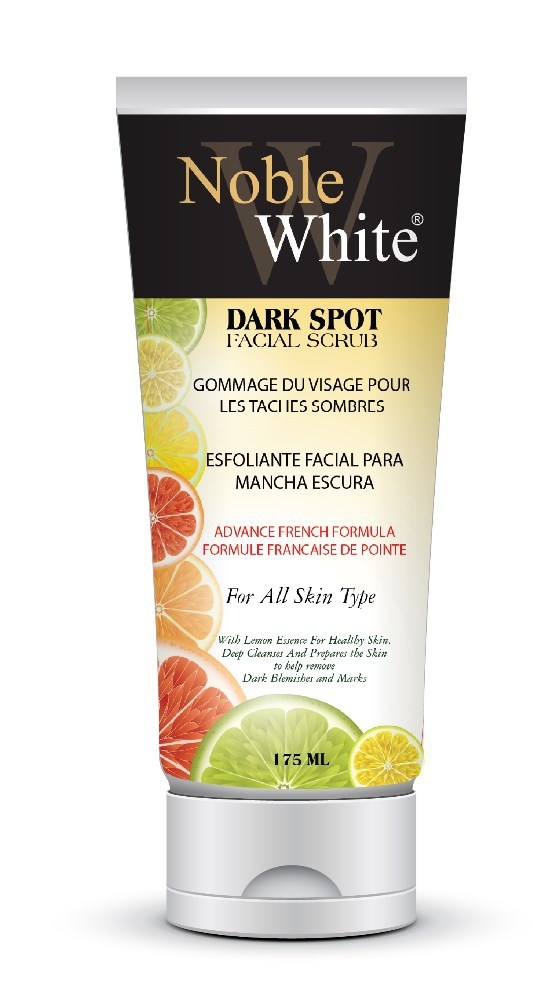 Noble White Facial Scrub