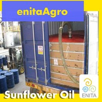 Sunflower Oil in Flexi-tank