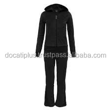 Ladies Fitted Sweatsuits