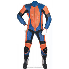 Motorbike & car racing suit & gloves
