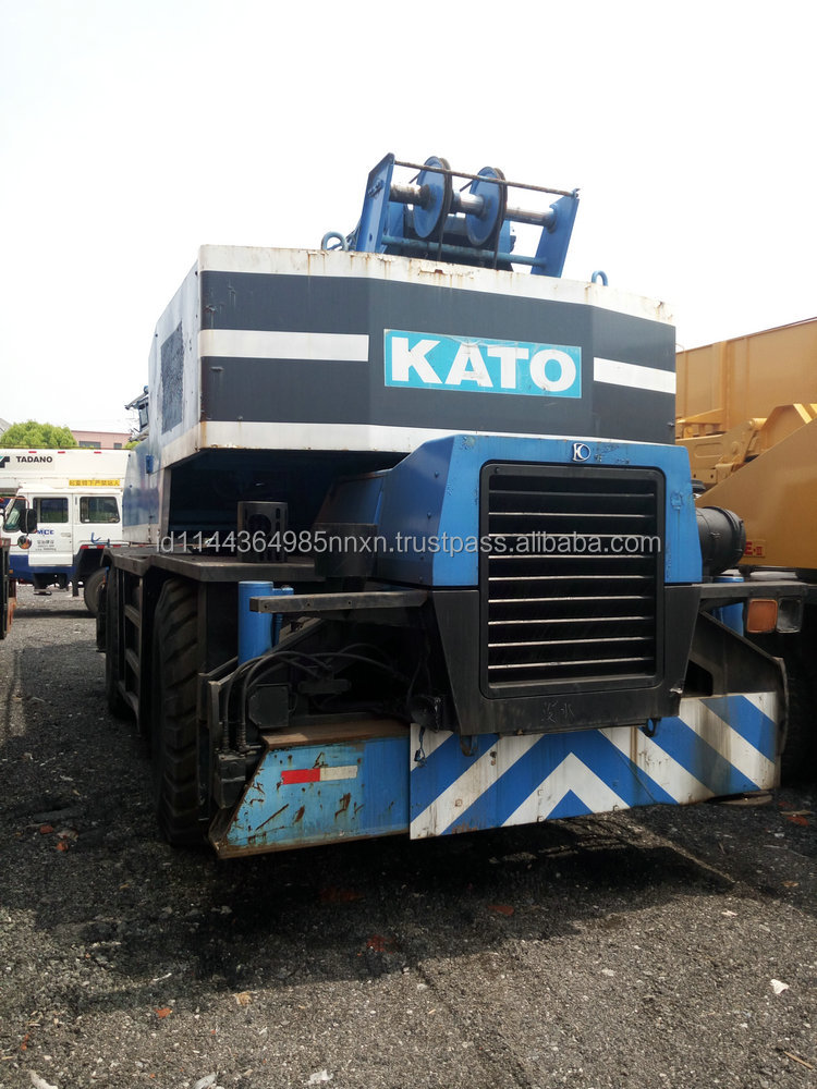 KOBELCO RK250 25 ton used mini crane Japan's production sale