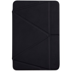The Core Smart Leather Stand Case for iPad Pro 9.7 inch - Black
