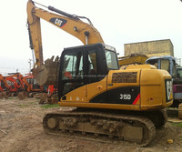 excavator hitachi,atv backhoe excavator,used CAT 315D/315C/315B/CAT315D excavator,used Caterpillar/CAT excavator CAT 315D,cheap!