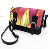 VINTAGE STYLE LADIES BAGS, CROSS BODY BAGS WITH ADJUSTABLE SHOULDER STRAP, HIGH QUALITY GENUINE STINGRAY BAGS