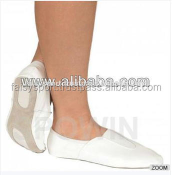 Leather Gymnastic Shoes