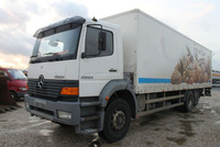 USED TRUCKS - ATEGO 2528 4X2 BOX TRUCK (LHD 8346)