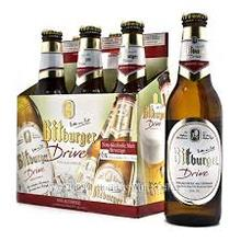 Bitburger Drive Non Alcoholic Beer 0.0% Bottle