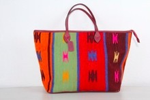 Weekender Bags - Overnight Bags - Kilim Bags - Kilim Luggages