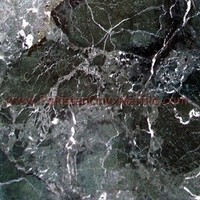 POLISHED BLACK ZEBRA MARBLE TILES