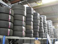 USED CAR TYRES FOR RE- USE in bulk sale